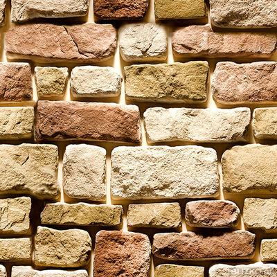 Декоративный камень для облицовки свайного фундамента