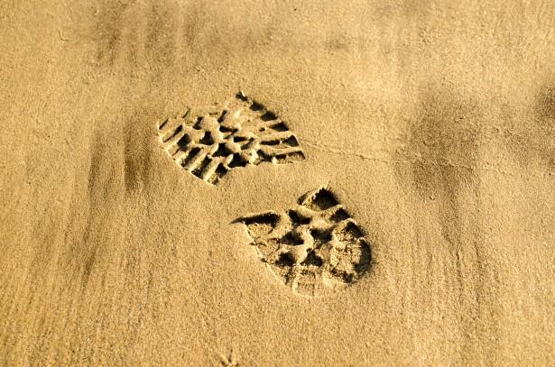 Проверка трамбовки песчаной подушки фундамента